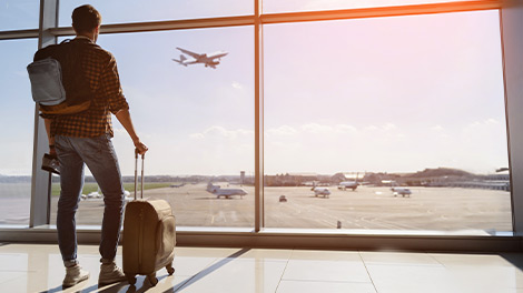 Airport Wochenende